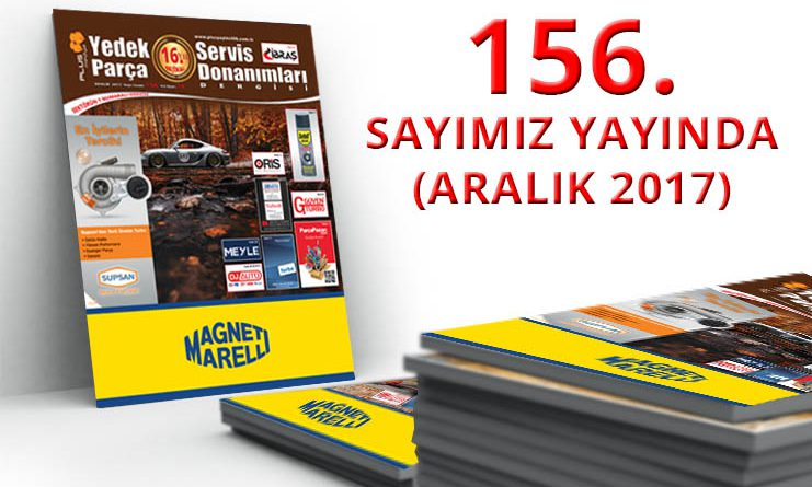 ARALIK 156. SAYIMIZ YAYINDA