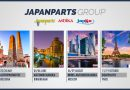 2019 YILI OTOMOTİV FUARLARI İLE GEÇECEK JAPANPARTS GROUP SEKTÖRÜN ÖNDE GELEN FUARLARINA KATILIYOR